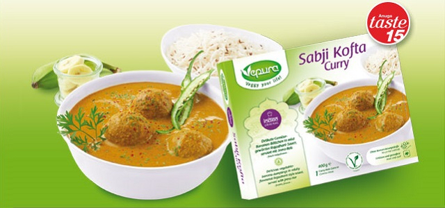 Sabji Kofta Curry